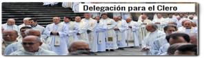 Delegación para el clero